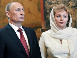 Vợ cũ Putin tái hôn chồng mới kém 21 tuổi?