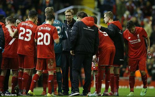 Video Liverpool vs Stoke City - 1