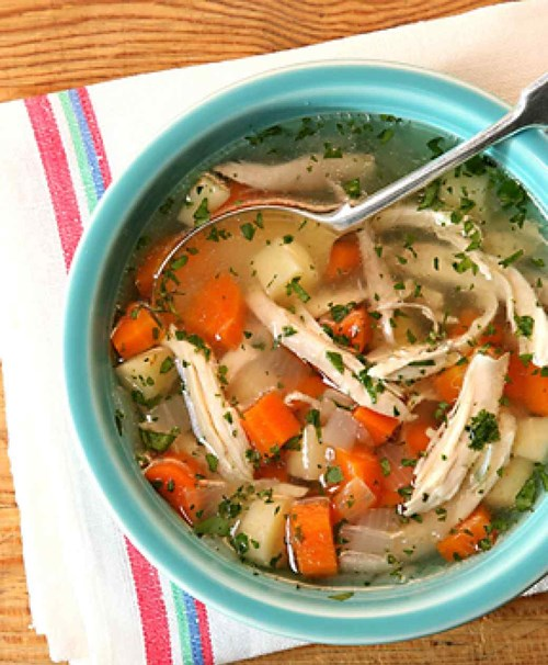 Những món súp ngon miệng, ấm áp cho ngày giá lạnh - 1