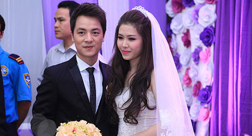 'Mốt' cho con xuất hiện trong đám cưới của sao Việt - 4