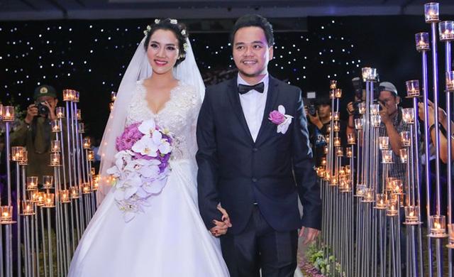 'Mốt' cho con xuất hiện trong đám cưới của sao Việt - 1