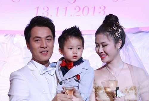 'Mốt' cho con xuất hiện trong đám cưới của sao Việt - 6