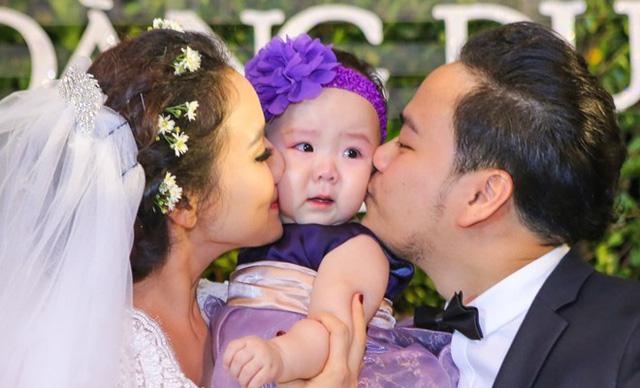 'Mốt' cho con xuất hiện trong đám cưới của sao Việt - 2