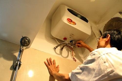 Sai lầm chết người khi dùng bình nóng lạnh nhiều người mắc phải - 2