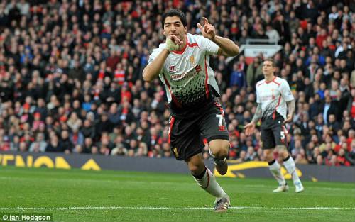 Suarez bất ngờ muốn trở lại Anh khoác áo Liverpool - 1