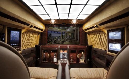 Biến Cadillac Escalade thành căn hộ cao cấp - 1