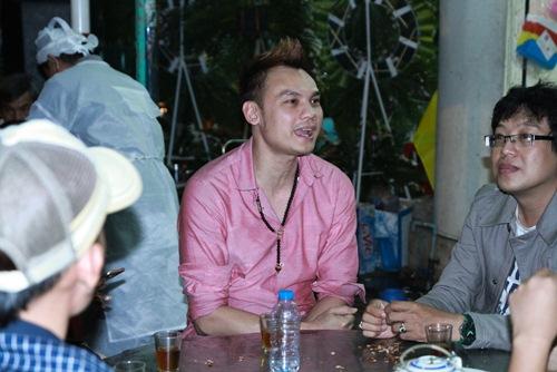 Sao Việt ngậm ngùi tiễn biệt bầu show nổi tiếng Sài Thành - 7