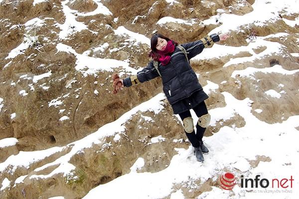 Những cung đường tuyết trên đỉnh núi Lào Cai - 8