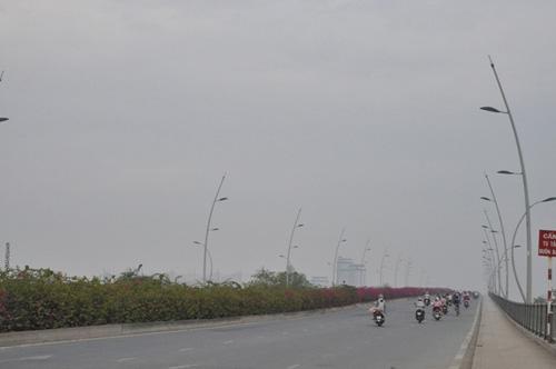 Sài Gòn tháng Chạp se lạnh và xuất hiện sương mù - 3