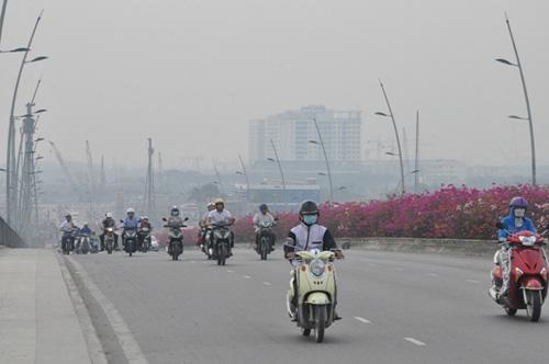 Sài Gòn tháng Chạp se lạnh và xuất hiện sương mù - 4