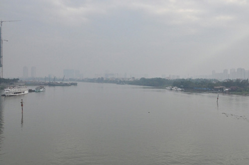 Sài Gòn tháng Chạp se lạnh và xuất hiện sương mù - 5