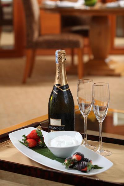 Lễ tình nhân ngọt ngào tại khách sạn Sheraton Sài Gòn - 2