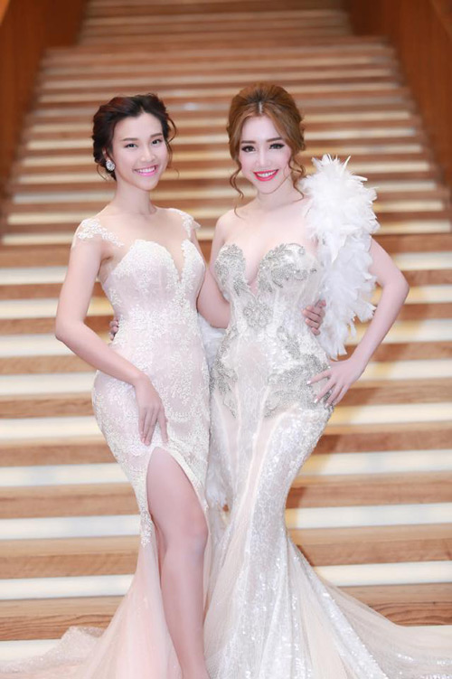 Elly Trần đẹp quyến rũ trên thảm đỏ - 5
