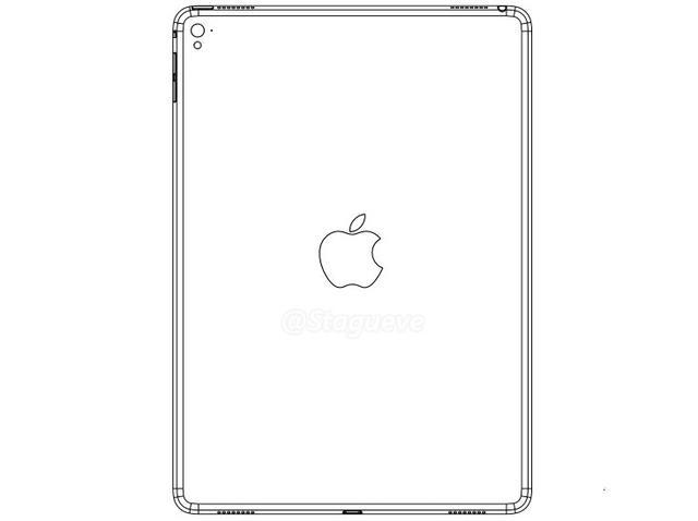 Lộ thiết kế của siêu phẩm iPad Air 3 - 1