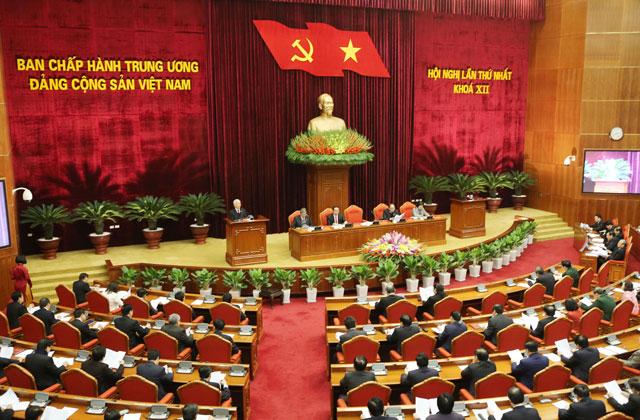 Tổng Bí thư Nguyễn Phú Trọng tái đắc cử - 2