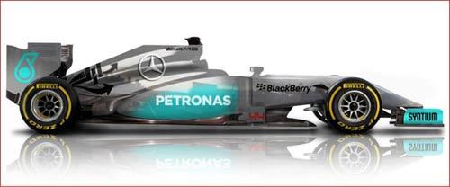 """F1: Tò mò đồn đoán """"chiến mã"""" của Ferrari, Mercedes - 1"""