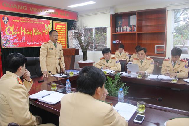 CSGT Hà Nội sẽ xử lý người đi bộ vi phạm giao thông - 2