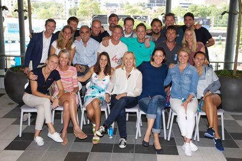 Australian Open ngày 10: Raonic thăng hoa - 3