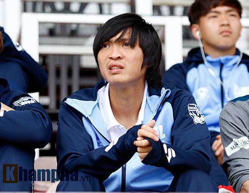 HLV Lê Huỳnh Đức: Tuấn Anh dư khả năng đá ở Yokohama - 1