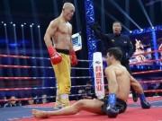 Thể thao - Đệ nhất Yi Long thú nhận không phải võ sư Thiếu Lâm