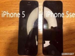 Thời trang Hi-tech - Lộ ảnh phiên bản đặc biệt iPhone 5 SE