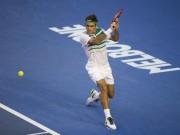 Thể thao - Thời trang Australian Open: FedEx lịch lãm đứng đầu