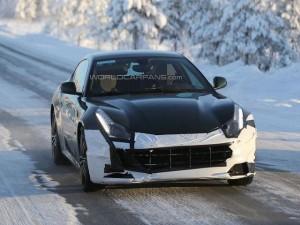 Ferrari FF bản nâng cấp lần đầu lộ diện