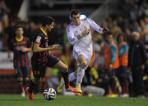Ngôi sao vừa nhanh vừa khỏe: Sanchez đọ Ronaldo, Bale - 2