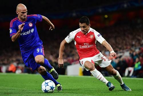 Ngôi sao vừa nhanh vừa khỏe: Sanchez đọ Ronaldo, Bale - 1