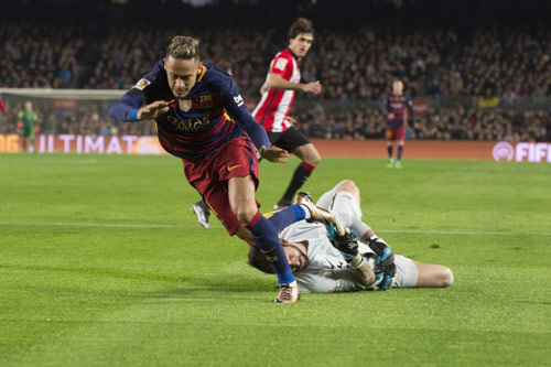 video barca vs bilbao - 1