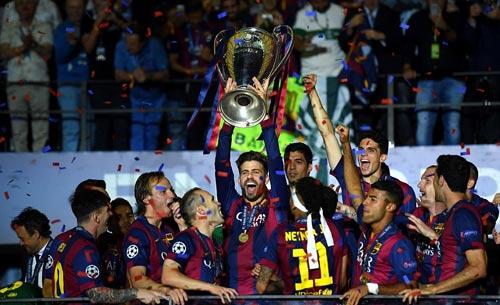 Chỉ còn lời nguyền Champions League thách thức Barca - 1