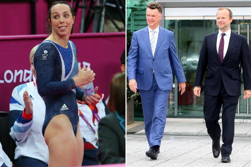 """Hợp tác kiện tướng Olympic, Van Gaal """"gỡ điểm"""" với MU - 1"""