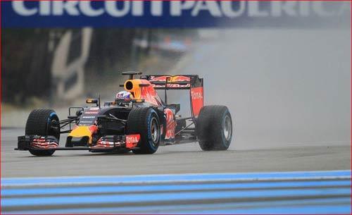 F1, thử nghiệm lốp ướt 2016: Ferrari ghi điểm - 2