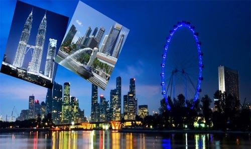 Du lịch 3 nước Đông Nam Á với 8,88 triệu đồng - 1