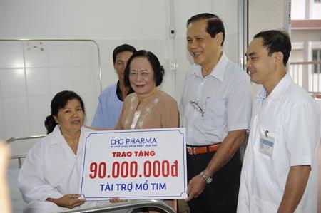 DHG Pharma: thành công phải luôn gắn liền với tinh thần vì cộng đồng - 1