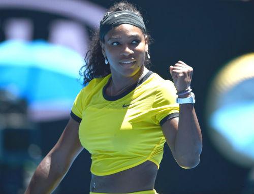 Serena – Radwanska: Chóng vánh đến ngỡ ngàng (BK Australia Open) - 1