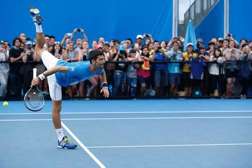Chi tiết Djokovic – Federer: Tinh thần là không đủ (KT) - 10