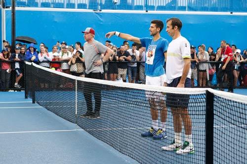 Chi tiết Djokovic – Federer: Tinh thần là không đủ (KT) - 12