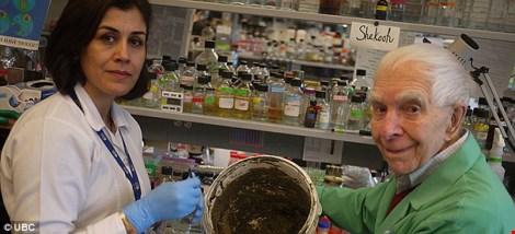 Phát hiện loại đất sét chống lại siêu khuẩn đa kháng sinh - 3