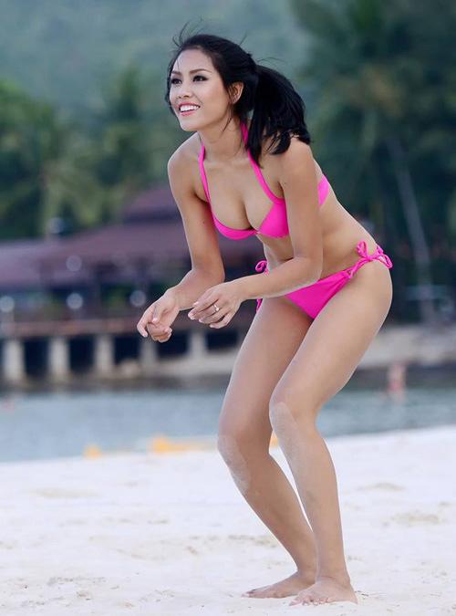 Thực hư tin đồn á hậu Trà My bỏ thi Miss Universe 2016 - 5
