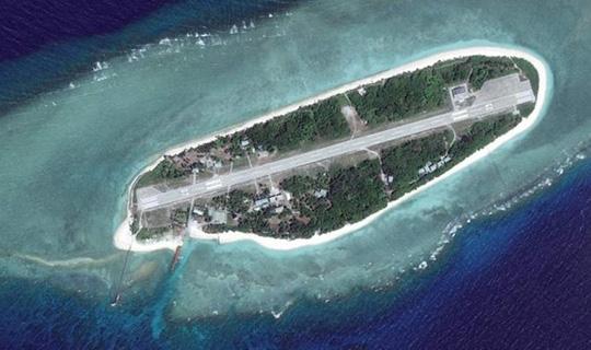 Việt Nam phản đối ông Mã Anh Cửu ra đảo Ba Bình - 1