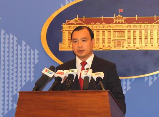 Việt Nam phản đối ông Mã Anh Cửu ra đảo Ba Bình - 2
