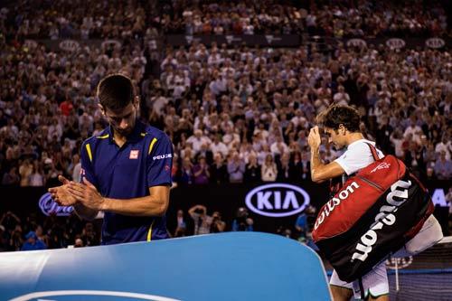 """Djokovic tiết lộ lý do đánh """"phủ đầu"""" Federer - 1"""