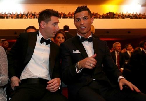 Ronaldo: Kẻ thất bại vĩ đại nhất làng túc cầu 2015 - 2