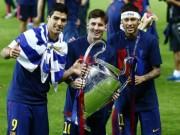 Bóng đá - Chỉ còn lời nguyền Champions League thách thức Barca