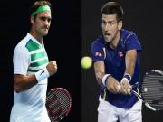 Thể thao - Chi tiết Djokovic – Federer: Tinh thần là không đủ (KT)