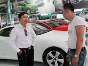 Thị trường - Tiêu dùng - Giá thuê ô tô chơi tết tăng chóng mặt