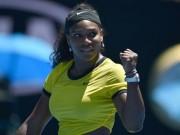 Thể thao - Serena – Radwanska: Chóng vánh đến ngỡ ngàng (BK Australia Open)
