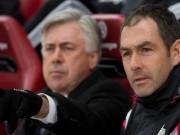 Bóng đá - Tin HOT tối 28/1: Derby cậy nhờ Ancelotti để đánh bại MU