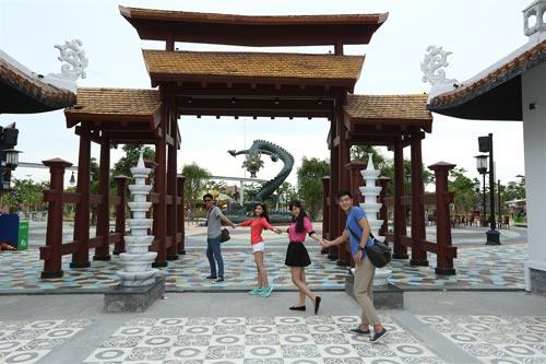 Tết rộn ràng lễ hội tại Asia Park Đà Nẵng - 2